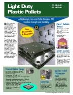 Industrial Plastic Pallets, Pallets Plastic, Pallet Plastic, Light Duty Plastic Pallets