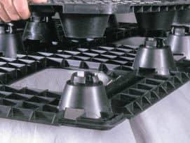 Stackable Pallets, Stackable Pallet, Stackable Plastic Pallets, Snap Together Pallets